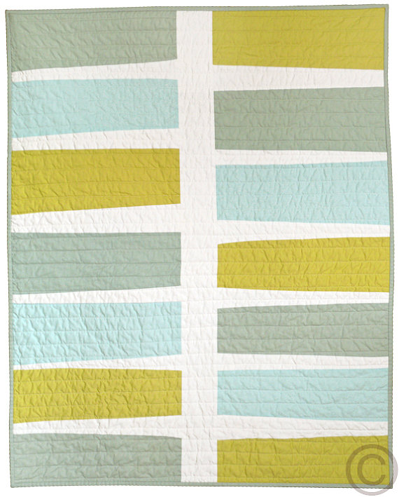 Image courtesy Barbara Perrino, www.bperrino.com/bperrino_quilts/pop_runner.html