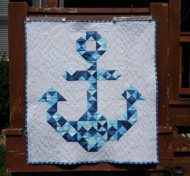 Anchors Away, by Denise Bane. Photo courtesy Denise Bane.