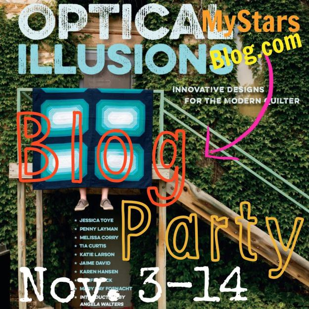 optical illusions blog party
